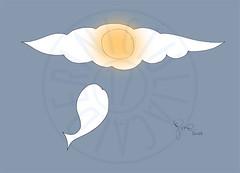 pB (CCS / GMC) Tags: ccs calderinicreativestudio giulia maria calderini nube nuvola nouage cloud