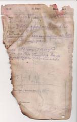 20-26 Dec 1915 (wheresshelly) Tags: ww1 wwi world war 1 australia gallipoli egypt military australian 4th field ambulance anzac morton wilfred