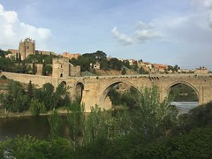 Mobile shot of Toledo, Spain. Day 1. (crisgarr) Tags: río tajo river city spain view toledo iphone6 iphone