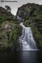 Assaranca Waterfall (C.M_Photography) Tags: ardara waterfall countydonegal 0stop longexposure sonyfe28mm water tree