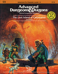 TSR9110-C3-The-Lost-Island-of-Castanamir1 (Count_Strad) Tags: add dd module adventure dungeons dragons advanced dungeonsdragons tsr rpg game role playing