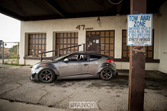 Alex Nova's Track Stance Widebody Veloster (@stancyvw) Tags: momo takata gramlights rays bcracing bc veloster track trackstance battlestance stance widebody lowered static flares omp continental car hyundai
