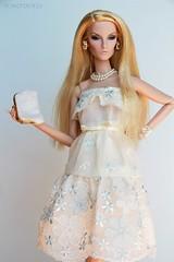 Picture Pretty (YOKO*DOLLS) Tags: elise elyse doll fr fr3 fashionroyalty jasonwu handmade barbie