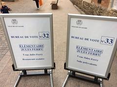 Présidentielles 2017 (gab113) Tags: élections bureaudevote