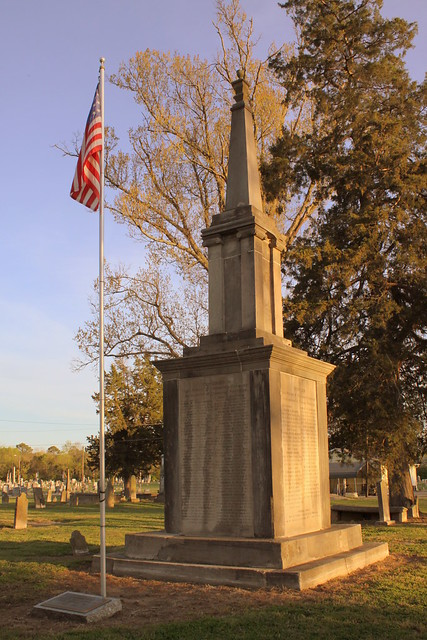 Mexican War Monument - Gallatin, TN