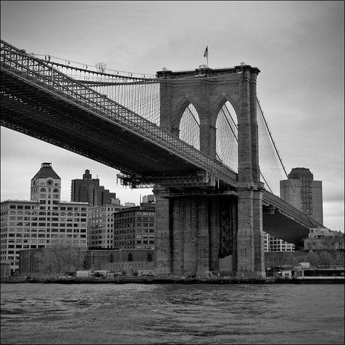 Brooklyn Bridge	by Santa Cruiser