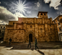 Atardecer en Zamora (Luciti) Tags: art church spain arte iglesia romanesque eglise zamora romanico luciti