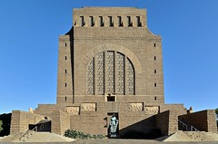 Pretoria Voortrekker (ClaudeVoyage) Tags: africa monument south pretoria preview voortrekker afriquedusud