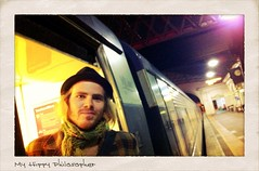 My Hippy Philosopher (Yum Studio) Tags: station train son ballarat merlyn