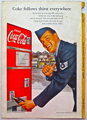 1952 - 1950s Vintage Coca Cola Advertisement From National Geographic Back Page 6 (Christian Montone) Tags: vintage ads advertising coke americana soda cocacola advertisements sodapop vintageads vintageadvert