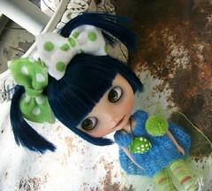 Adorable Blueberry~!