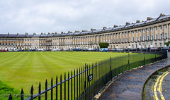 The Royal Crescent I - Bath, Avon, England, UK (Paul Diming) Tags: uk greatbritain england landscape spring bath unitedkingdom avon royalcrescent theroyalcrescent d7000 avonengland pauldiming