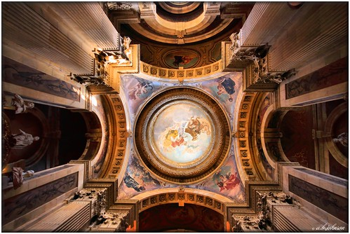 CASTLE HOWARD CEILING