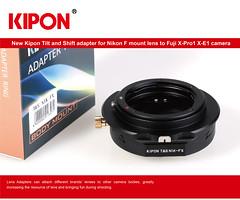 Kipon Tilt and Shift adapter for Nikon F mount lens to Sony E mount NEX camera (T&S NIK-NEX) (snowdrop201203) Tags: camera lens nikon sony shift mount adapter tilt nex kipon