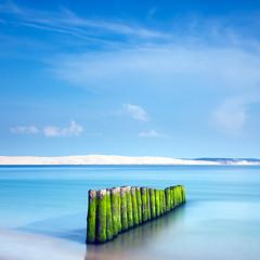 (La ventana de Alvaro) Tags: mar arcachon capferret aquitania nd110 afiaie