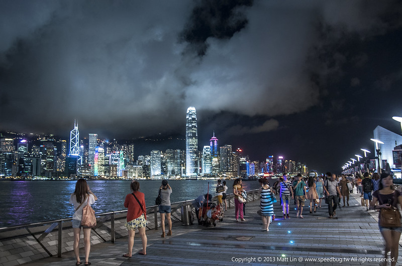 Victoria Harbour & Avenue of Stars
