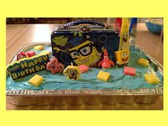 SpongeBob cake by Katie, Jackson, MS, www.birthdaycakes4free.com