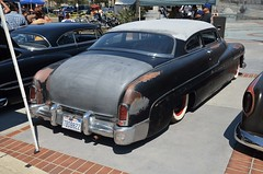 Memo Ortega Honorary Car Show (KID DEUCE) Tags: show california classic car mercury antique memo hotrod chopped pomona bomb lowrider carshow streetrod ortega merc customcar kustom honorary