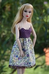 Lilac Frost Poppy Parker (illidolls) Tags: frost lilac fashionroyalty poppyparker