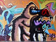 Den Haag Graffiti - MIST (Akbar Sim) Tags: mist holland netherlands graffiti monkey nederland denhaag thehague agga binckhorstlaan akbarsimonse akbarsim hofbinckhorst