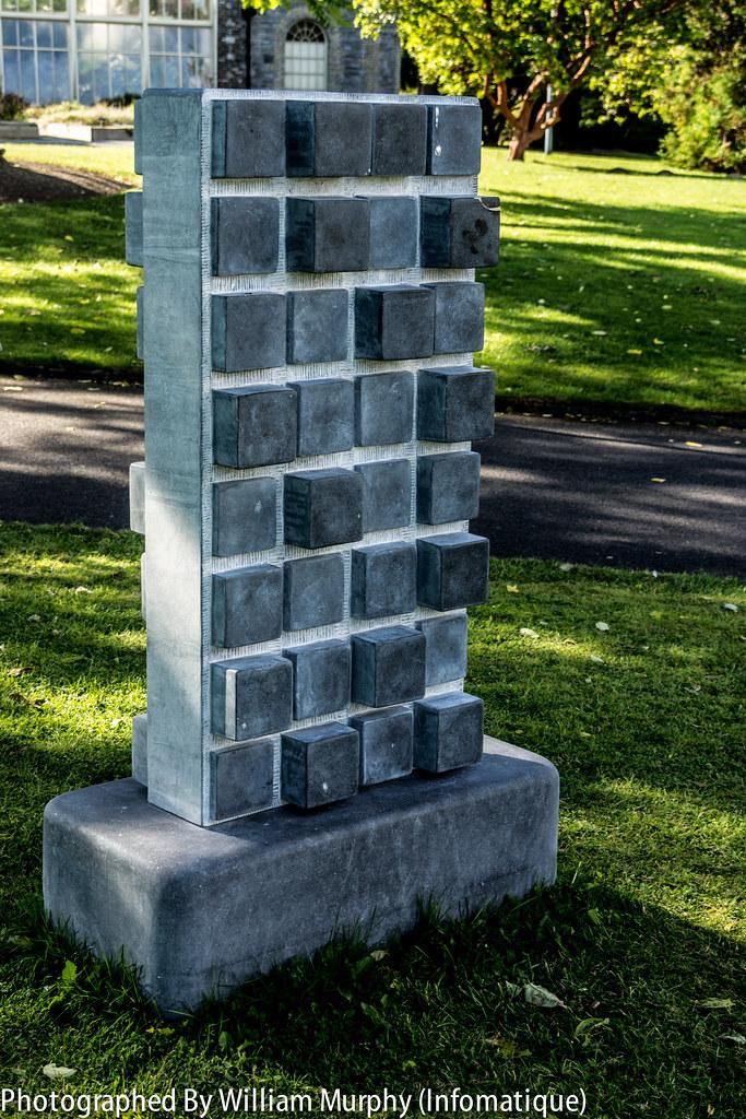 Sculpture In Context 2013 In The Botanic Gardens - Play By Finn Conlon