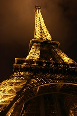 Eiffel Tower at Night (Tasmin_Bahia) Tags:
