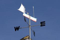 weather vane (Leo Reynolds) Tags: sky weather canon eos iso100 wind 7d weathervane f80 vane objectsky windvane 150mm hpexif 0002sec groupobjectsky leol30random xleol30x xxx2013xxx