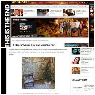 Greystone shot on Crack.Com