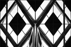 Wybertje Den Haag Centraal (Roel Wijnants) Tags: roelwijnants roelwijnantsfotografie roel1943 dak constructie station glas wybertje denhaag fotografie gekozen hofstijl hofstad haags haagspraak haagseportretten patronen figuren patterns pattern denhaagcentraal roof overkapping