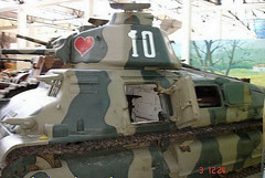 """Somua S-35 (20) • <a style=""""font-size:0.8em;"""" href=""""http://www.flickr.com/photos/81723459@N04/9976101356/"""" target=""""_blank"""">View on Flickr</a>"""