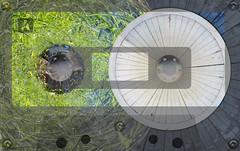 Summer's End (Jed Sullivan) Tags: summer art collage mosaic humor nostalgia casette k7