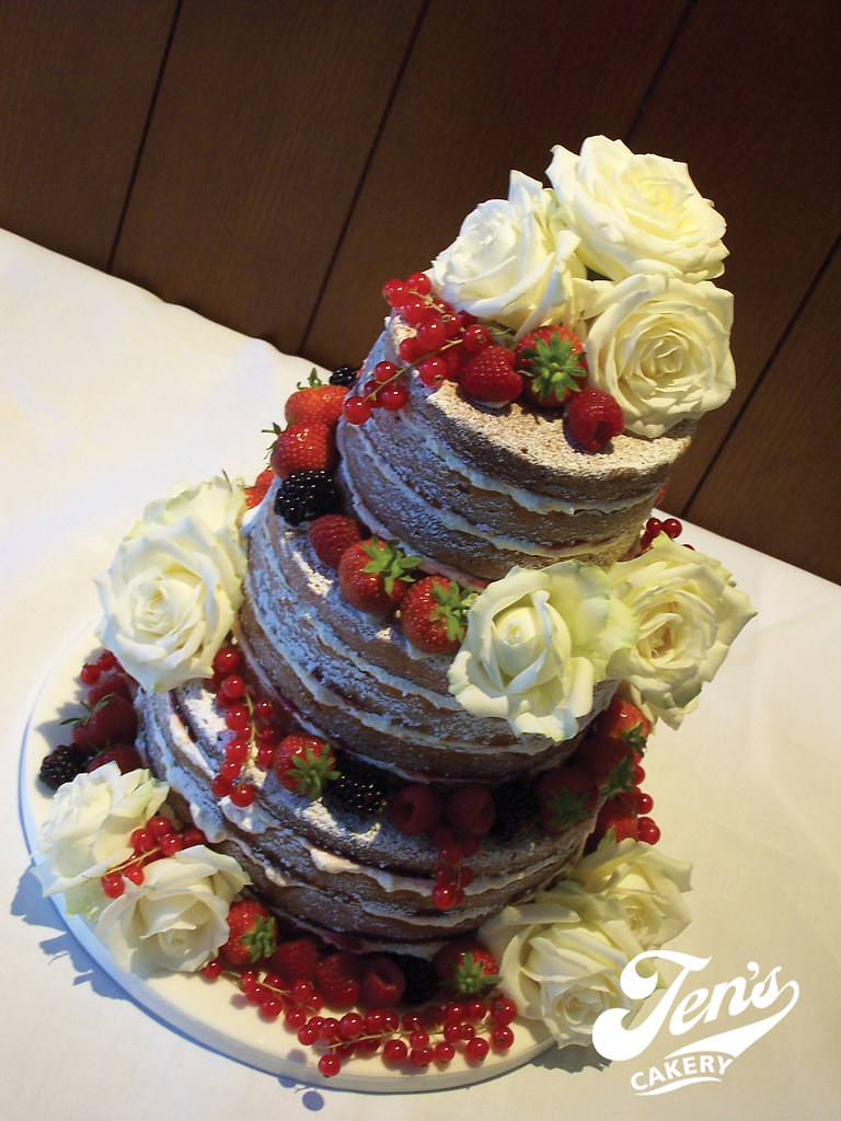 making a fruit wedding cake timeline the world s newest photos of cake and jennycoopercakes 17032
