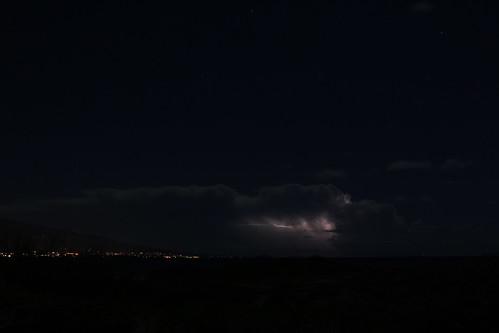 Lightning Face Maui