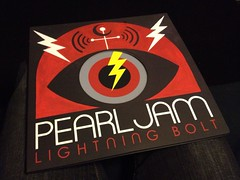 "Pearl Jam, ""Lightning Bolt"". 2013. (jungalero) Tags: vinyl pearljam record sleeve uploaded:by=flickrmobile flickriosapp:filter=nofilter"