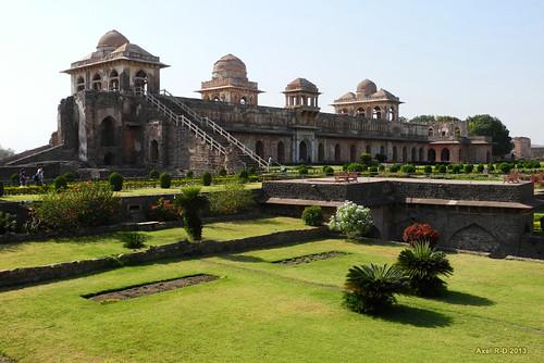 Jahaz Mahal - Mandu (MP)