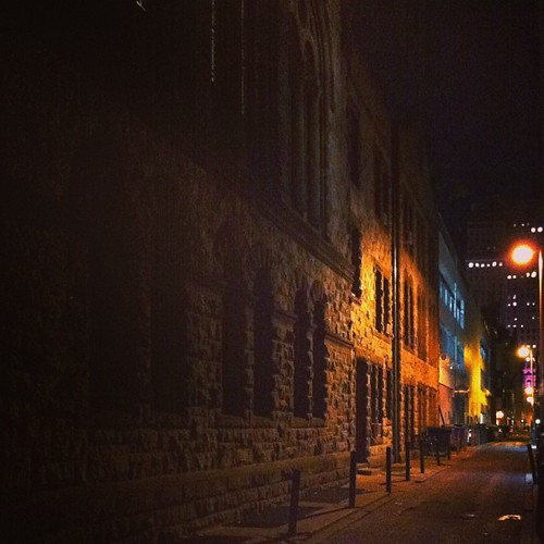 #lane #alley #architecture #philly #phillygram #philadelphia #igerswinnipeg #igersmanitoba #igerscanada #ink361 #statigram #kimija #PRSAinPhilly #visitphilly #snapseed