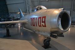 MiG-15bis_ForewardFuse1 (AJ's Airplanes) Tags: museum smithsonian space air inlet hazy nationalairandspacemuseum mig gurevich udvarhazy mikoyan udvar mig15 stevenfudvarhazycenter udvarhazycenter mikoyangurevich