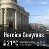 Asi esta #Guaymas hoy viernes (MIGUEL CENTENO SILVA) Tags: sonora guaymas opus dei pri amorc cajeme rosacruz
