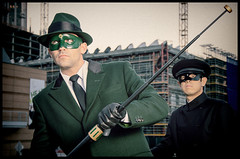 Project Green Hornet Legacy 1966-7.jpg (FJT Photography) Tags: new blue red blackandwhite bw white black green vintage la casey photo losangeles costume tv nikon 60s flickr comic shot mask cosplay picture daily 1966 retro butler reid 1967 series abc hornet recreation wendy wagner brit britt brucelee con sentinel kato wende 2013 vanwilliams thegreenhornet d7100 misscase wendewagner lenorecase