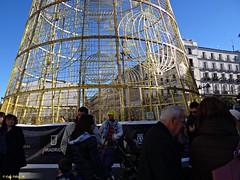 Madrid 6 de diciembre 2013 (Caty V. mazarias antoranz) Tags: madrid navidad gente calles callesdemadrid genteenmadrid elsoldemadrid pasandopormadrid
