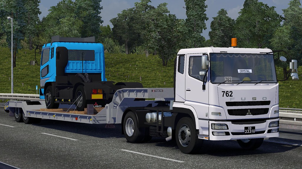 The World's newest photos of ets2 and fuso - Flickr Hive Mind