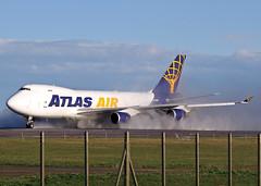 N408MC Boeing 747-47UF Atlas Air (Keith B Pics) Tags: nairobi boeing 747 nse manston atlasair n408mc egmh hkjk acp2601