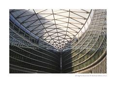 (michaeladkins.co.uk) Tags: light reflection film beauty architecture 35mm shadows grain olympus xa2 35mmfilm pointandshoot chance spaces olmpusxa filmphotography luminism