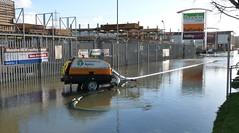 UK Floods 2014. Botley Road Oxford. (James Holme) Tags: flooding oxford oxfordshire floods botley botleyroad oxfordshirefloods oxfordfloods westoxford oxfordfloods2014