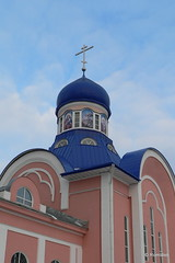 Новый храм Петра и Павла