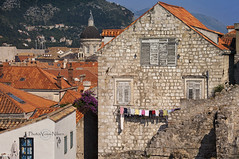 Dubrovnik (Voss-Nilsen) Tags: city travel houses roof urban house building brick church by architecture canon buildings photography eos photo europa europe flickr foto rooftops bricks churches croatia unesco roofs brickwall 5d archetecture arcitecture dubrovnik digitalphoto hus ragusa arkitektur kroatia hrvatska balkan architectura photograpy dalmatia bybilder digitalt 2013 digitalfoto reisebilder byggninger europaeurope byggning bybilde steuropa turistattraksjon reiseliv turistattraksjoner arkitekturarcitecture kroatiacroatia reisebilde digitafoto vossnilsen