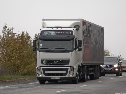 Volvo Fh (UA)