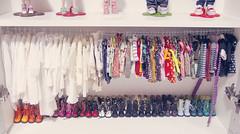 O ~ Closet ~ de Vestidos e Botas Ixtee