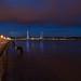 https://www.twin-loc.fr Garonne Bordeaux débordement Pont Chaban Delmas - Overflow bridge - Photo Picture Image Photography