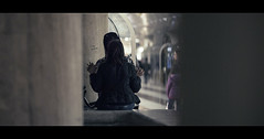 Intersections (Orione59) Tags: street people urban italy photography florence bokeh candid streetphotography tuscany cinematic ef135mmf20 5dmk3 orione1959 orionephotographer